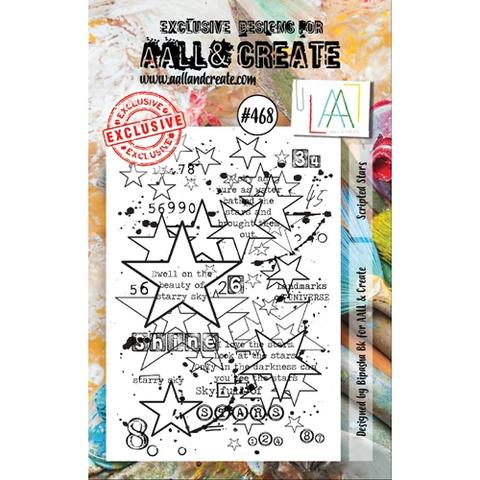 Aall & Create: Scripted Stars #468 - leimasinsetti