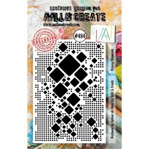 Aall & Create: Reverse Diamonds #484 - leimasinsetti
