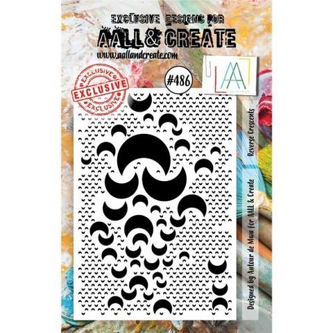 Aall & Create: Reverse Crescents #486 - leimasinsetti