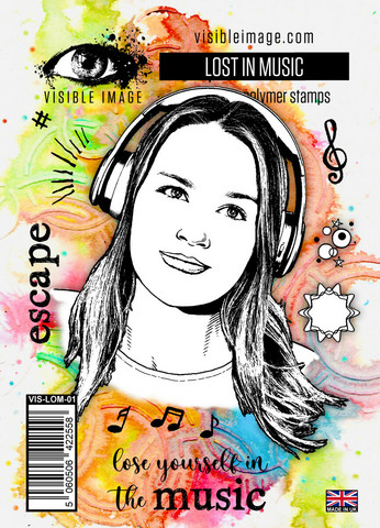 Visible Image: Lost In Music -leimasinsetti