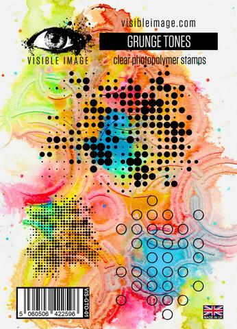 Visible Image: Grunge Tones -leimasinsetti