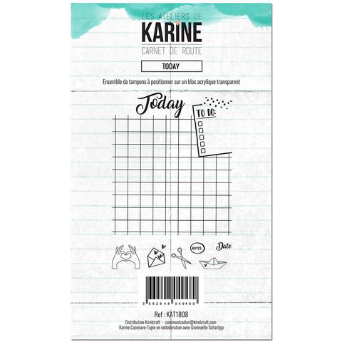 Les Ateliers De Karine: Today - leimasinsetti
