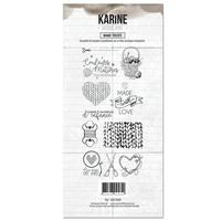 Les Ateliers De Karine: Woodland Mamie Tricote- leimasinsetti