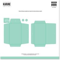Les Ateliers De Karine: Set Enveloppes - stanssisetti