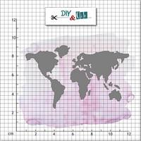 DIY & Cie:  Planisphere- stanssi