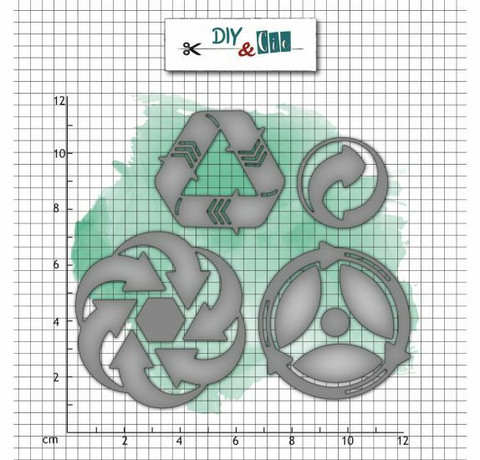 DIY & Cie:  Ecolo- stanssisetti