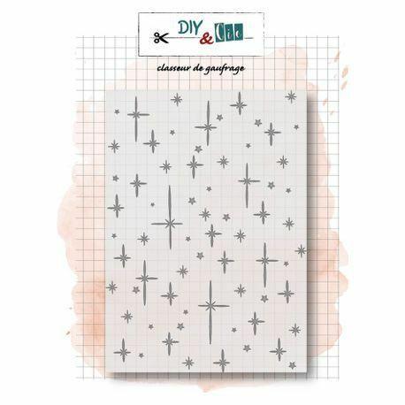 DIY & Cie: Ciel Etoile- kohokuviointikansio