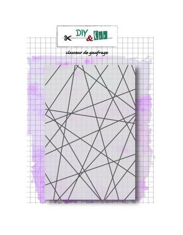 DIY & Cie: String Art- kohokuviointikansio