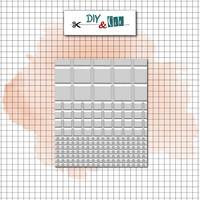 DIY & Cie: Grid  3D - kohokuviointikansio