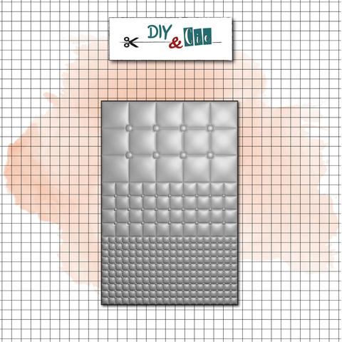 DIY & Cie: Dimples 3D - kohokuviointikansio