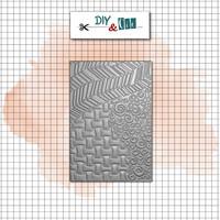 DIY & Cie: Tangle 3D - kohokuviointikansio