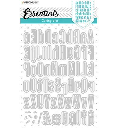 Studio Light Alphabet Essentials #390  - stanssisetti