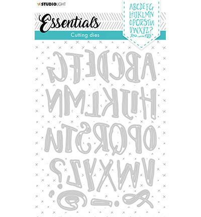 Studio Light Alphabet Essentials #391   - stanssisetti