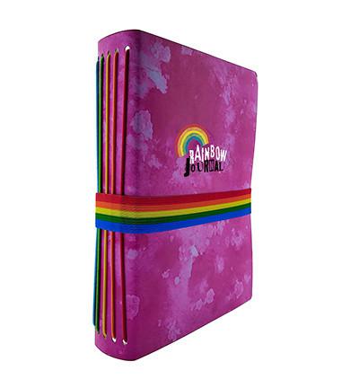 Studio Light Art by Marlene: Rainbow Journal