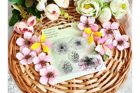 Agiart: Flowers #3  -leimasinsetti