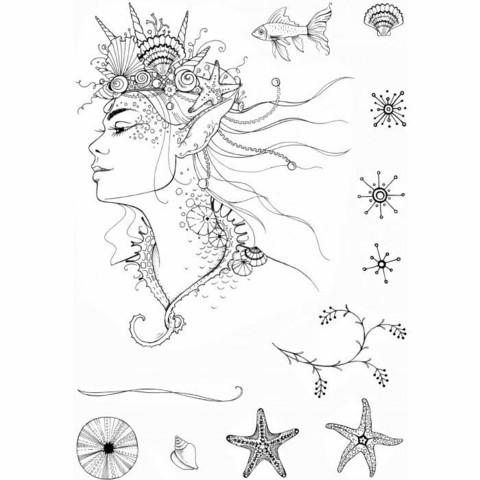 Pink Ink Design: Nerissa A5  - leimasinsetti