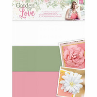 Crafter's Companion Flower Forming Foam: Garden Of Love