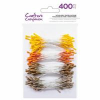 Crafter's Companion heteet  400 kpl -  Autumn Hues 2 mm