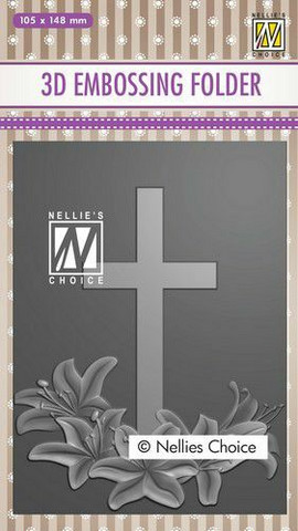 Nellie's Choice: Cross #2 3D - kohokuviointikansio