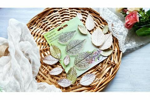 Agiart: Skeleton Leaves  -leimasinsetti