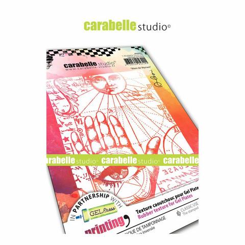 Carabelle Studio Texture Plate: Main se Myriam by Alexis