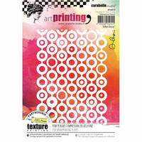 Carabelle Studio Texture Plate: Effet Disco by Alexis