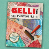 Gelli Arts - Gel Printing Plate 8x 10