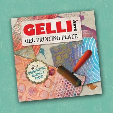 Gelli Arts - Gel Printing Plate 6 x 6