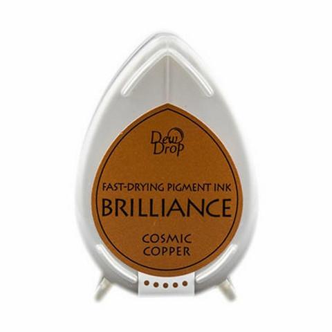 Brilliance Dew Drop : Cosmic Copper - mustetyyny