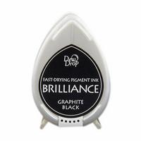 Brilliance Dew Drop : Graphite Black - mustetyyny