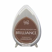 Brilliance Dew Drop : Pearlecent Chocolate - mustetyyny