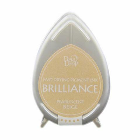 Brilliance Dew Drop : Pearlecent Beige - mustetyyny