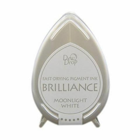 Brilliance Dew Drop : Moonlight White - mustetyyny
