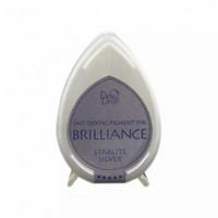Brilliance Dew Drop : Starlite Silver - mustetyyny