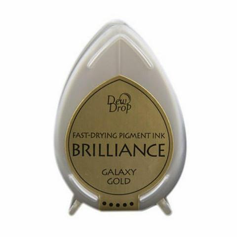 Brilliance Dew Drop : Galaxy Gold - mustetyyny