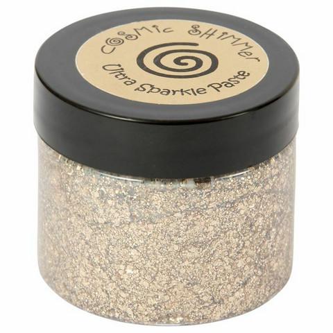 Cosmic Shimmer Ultra Sparkle Paste:  Golden Sand 50 ml