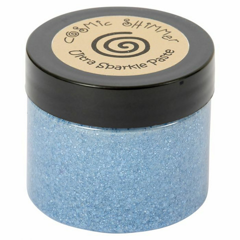 Cosmic Shimmer Ultra Sparkle Paste:  Periwinkle 50 ml