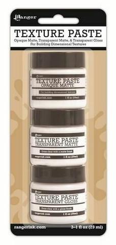 Ranger Texture Paste Mini Kit (3x29ml)