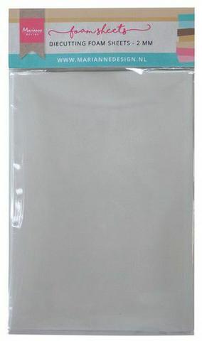 MD Double-Sided A5 Foam Sheets 2mm