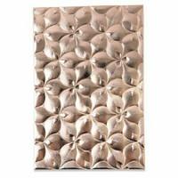 Sizzix 3D Texture Fades: Organic Petals -kohokuviointikansio