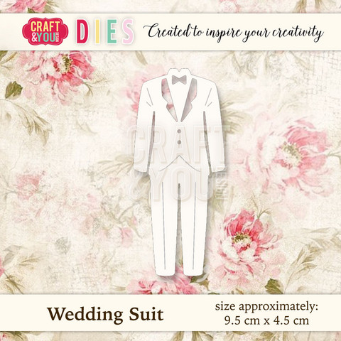 Craft & You: Wedding Suit -stanssi