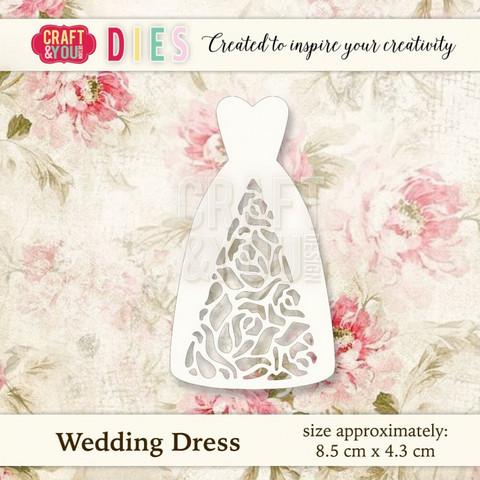 Craft & You: Wedding Dress -stanssi