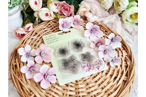Agiart: Flowers #4  -leimasinsetti