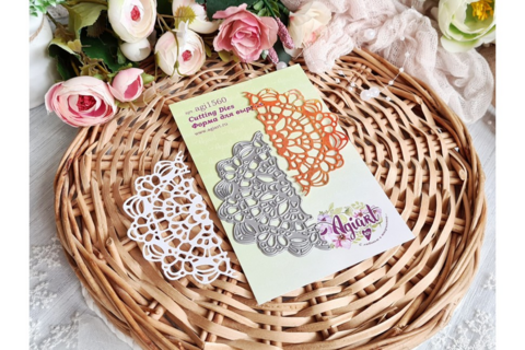 Agiart: Tenderness Doily -stanssi