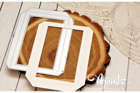 Agiart: Photo Pocket Frame 10 x 15 cm -stanssisetti