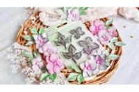 Agiart: Dream Hydrangeas, Rose Leaves & Favorite Leaves -leimasinsetti