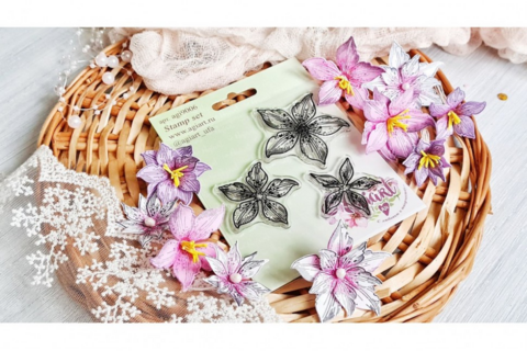 Agiart: Fairy Flowers Large -leimasinsetti