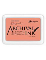 Archival Ink: Tea Rose  - mustetyyny
