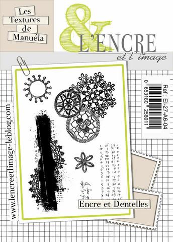 L'Encre et l'image: Encre et Dentelles - leimasinsetti