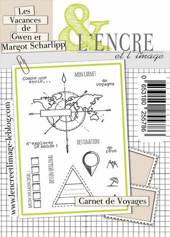 L'Encre et l'image: Carnet se Voyages - leimasinsetti